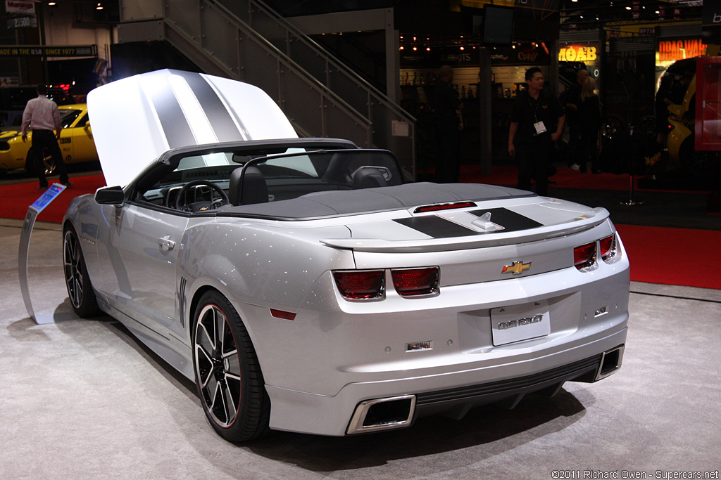 2011 Chevrolet Camaro Synergy Series Concept Gallery