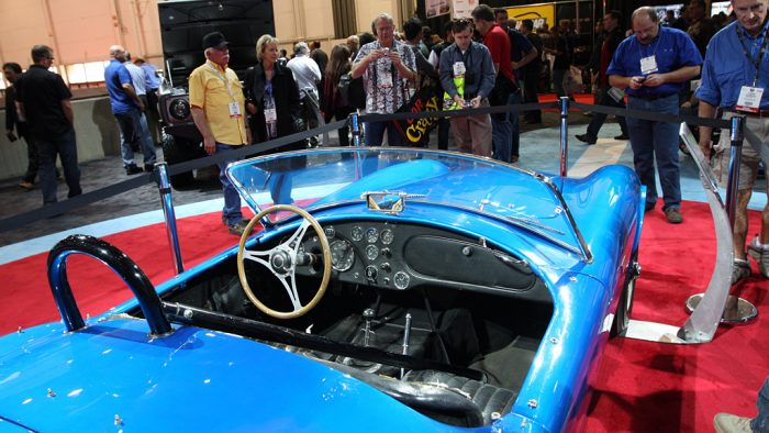 1962 AC-Shelby Cobra Prototype Gallery
