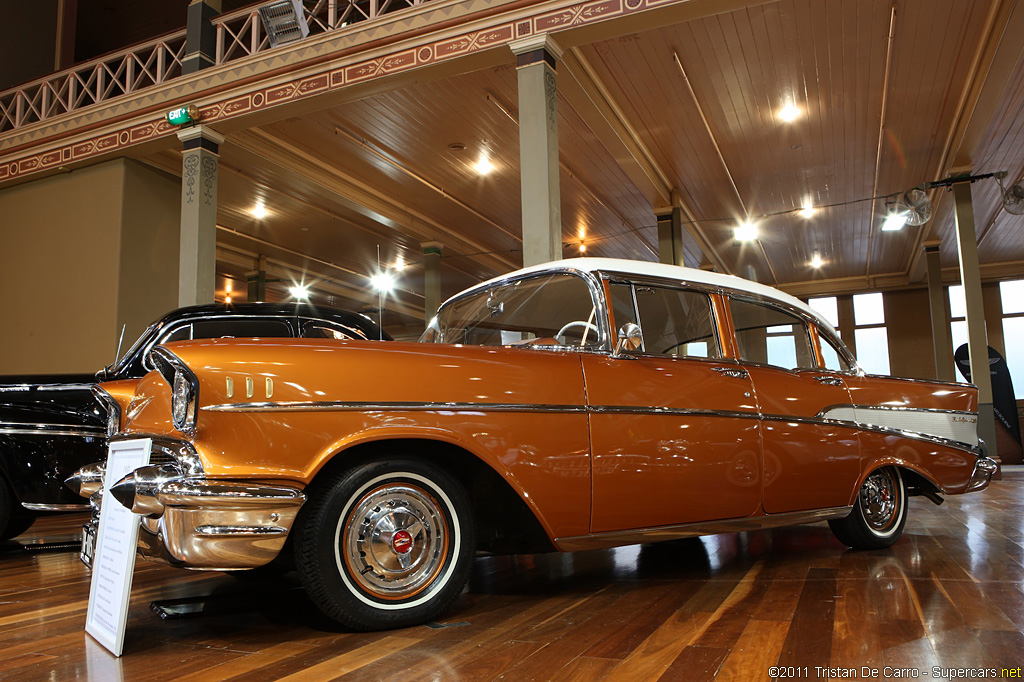 1957 Chevrolet Bel Air Coupe Gallery