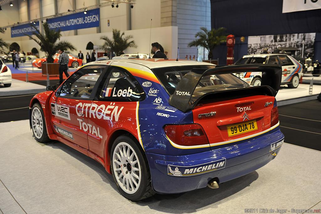 2003 Citroën Xsara T4 WRC