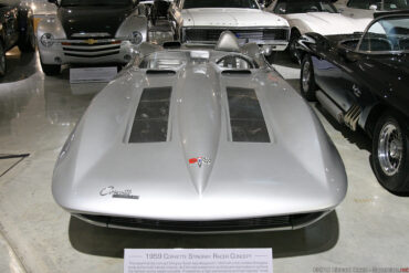 1959 Chevrolet Corvette Sting Ray Gallery
