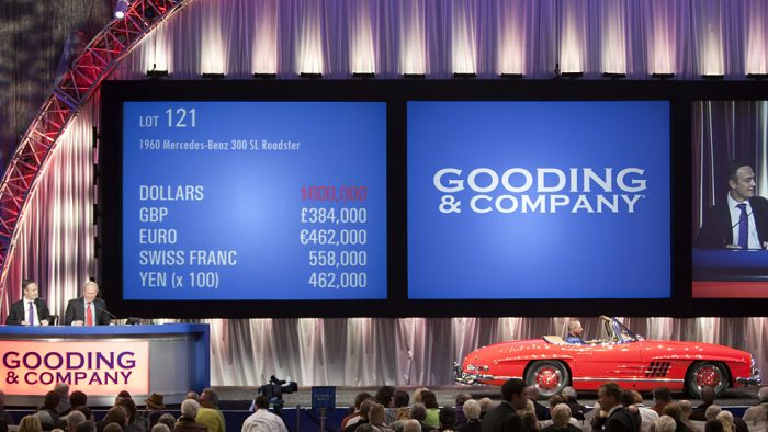 2012 Scottsdale Auction by Gooding & Company-1