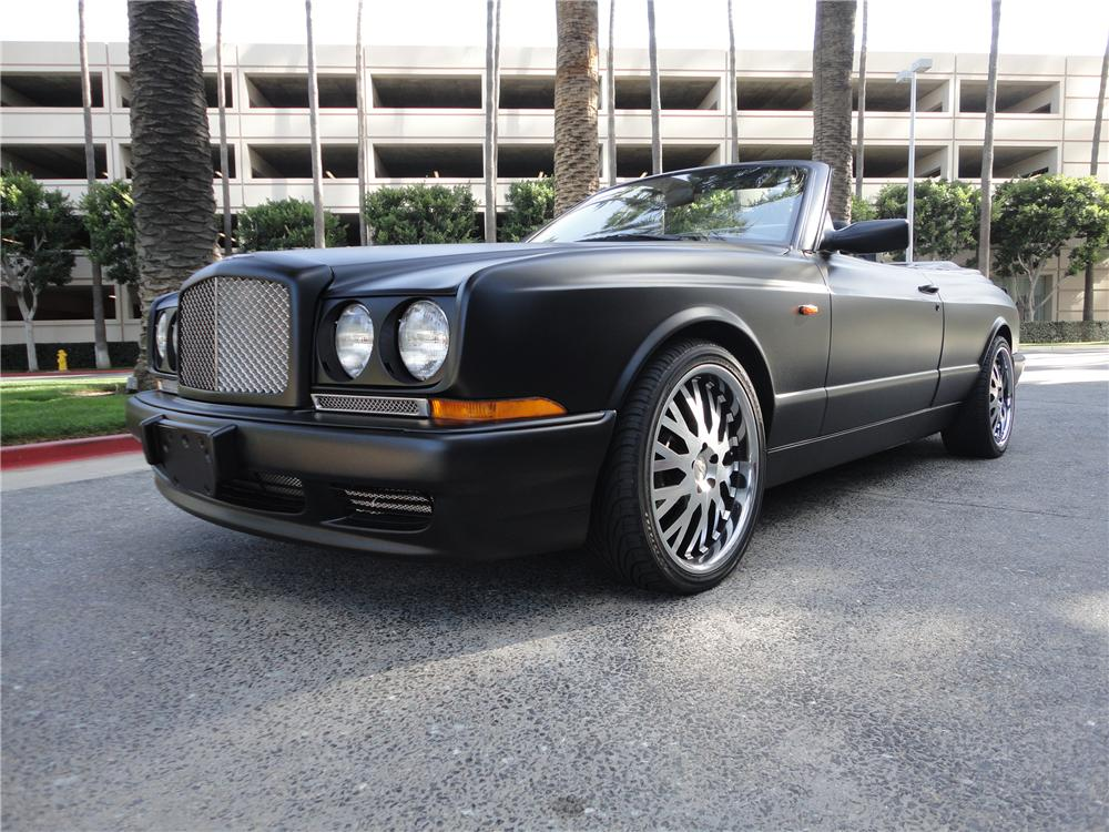 1995→2002 Bentley Azure