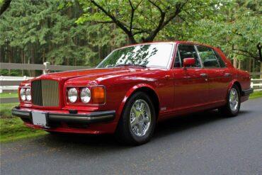 1996 Bentley Turbo R Sport