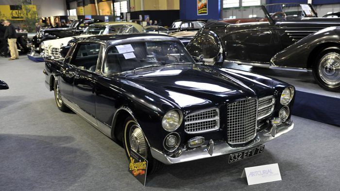 1962 Facel Vega Excellence Gallery
