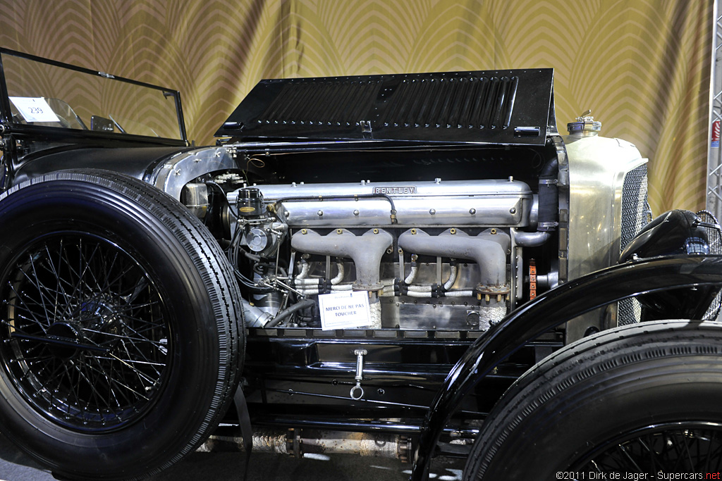 1926→1928 Bentley 6½ Litre