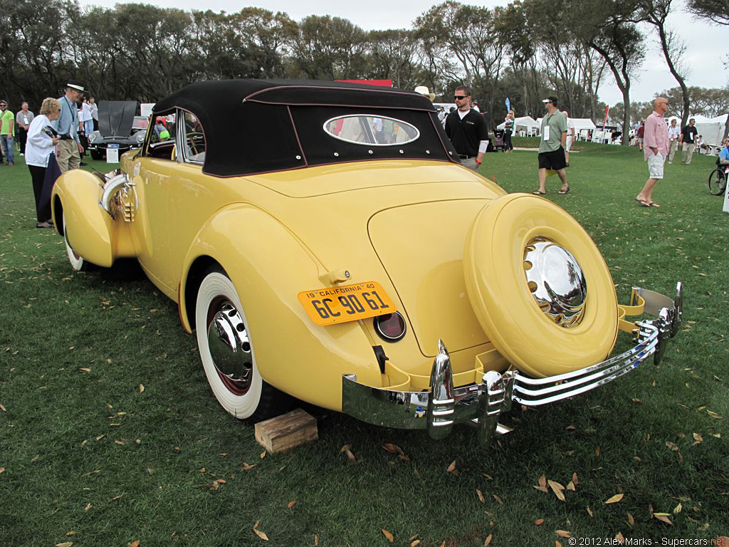 1937 Cord 812 S/C Sportsman Gallery