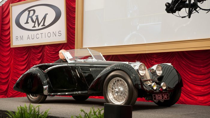 Amelia Island 2012 by RM Auctions