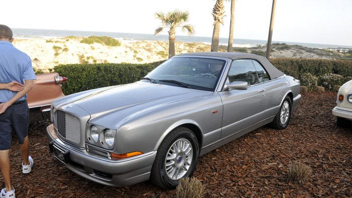 1995 Bentley Azure Gallery