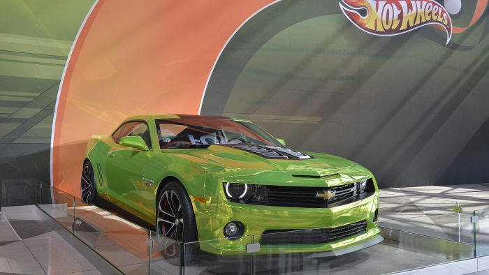 2011 Chevrolet Camaro Hot Wheels Concept Gallery