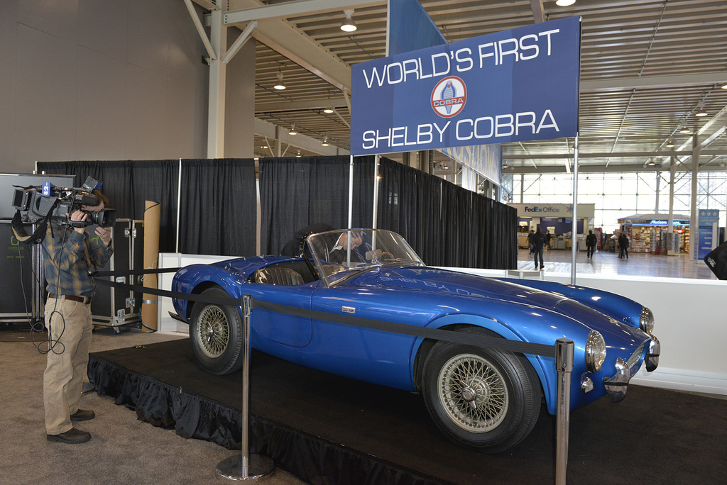 1962 AC-Shelby Cobra Prototype Gallery