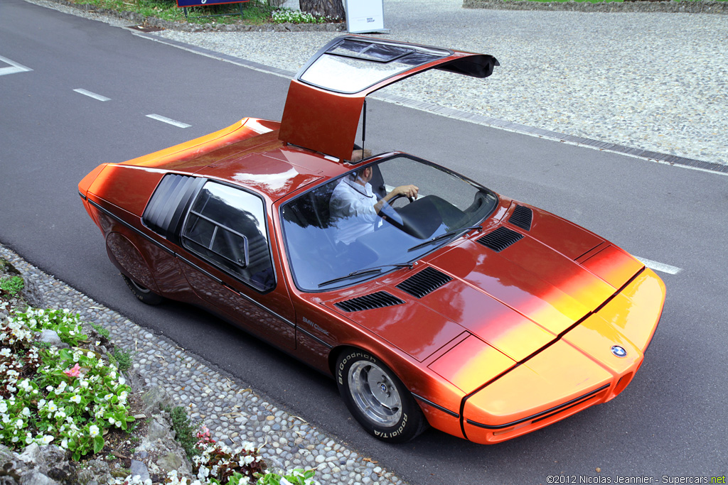 1972 BMW Turbo Concept Gallery