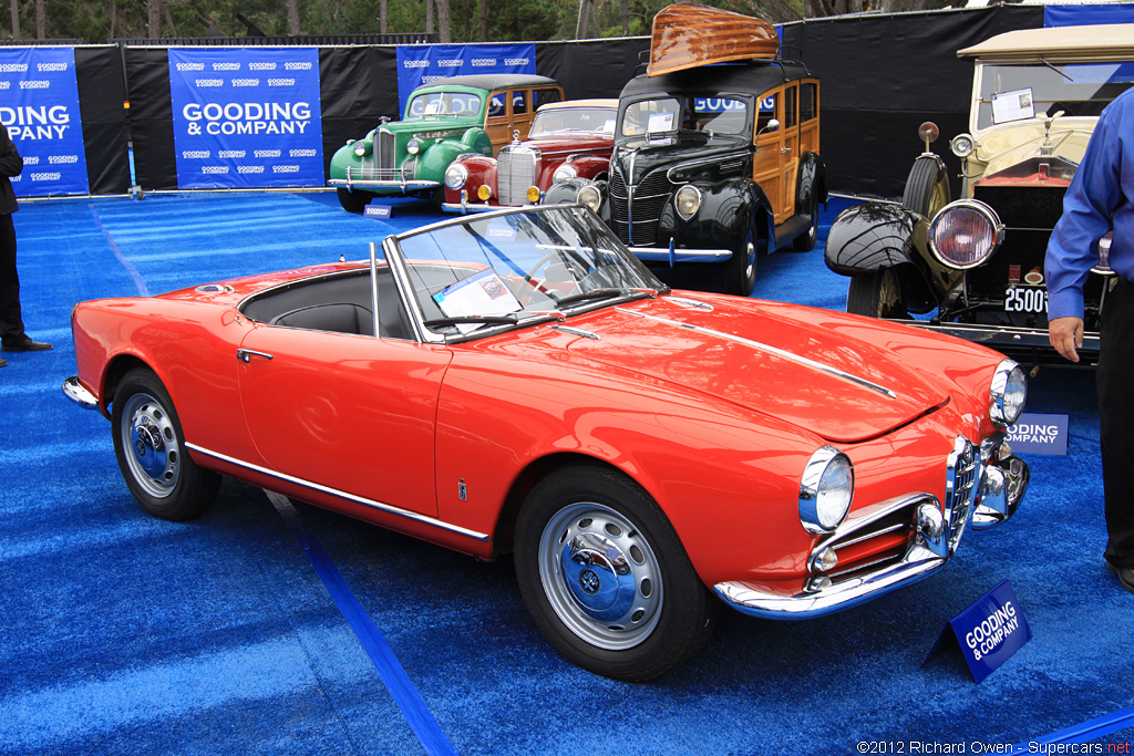 2012 Pebble Beach Auctions by Gooding & Company