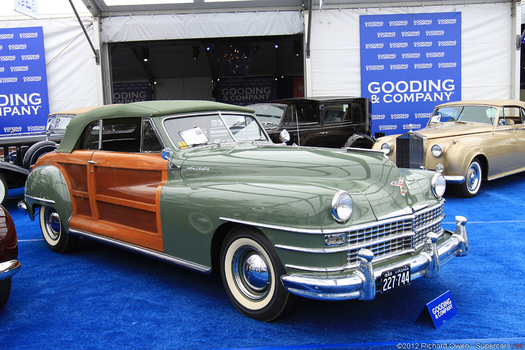 1946 Chrysler Town & Country Convertible Gallery