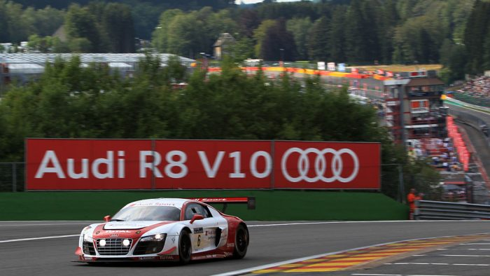2012 Total 24 Hours of SPA