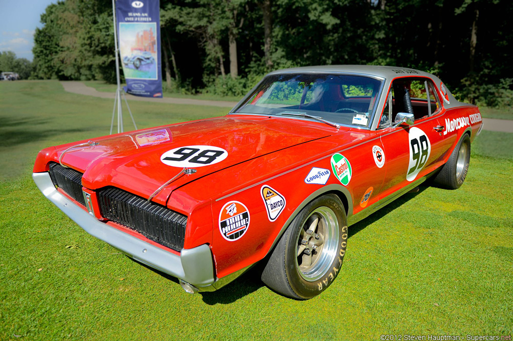 2012 Concours d'Elegance of America at St. John's-2