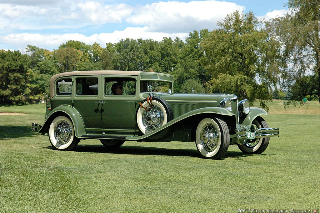 2012 Concours D Elegance Of America At St John S