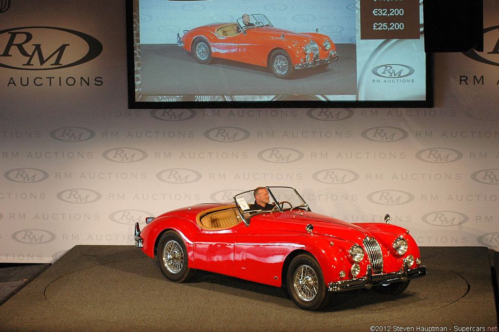 Jaguar XK140 Open Two Seater