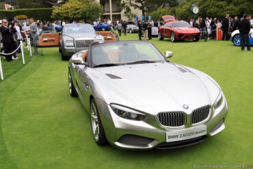 2013 BMW Zagato Roadster Gallery