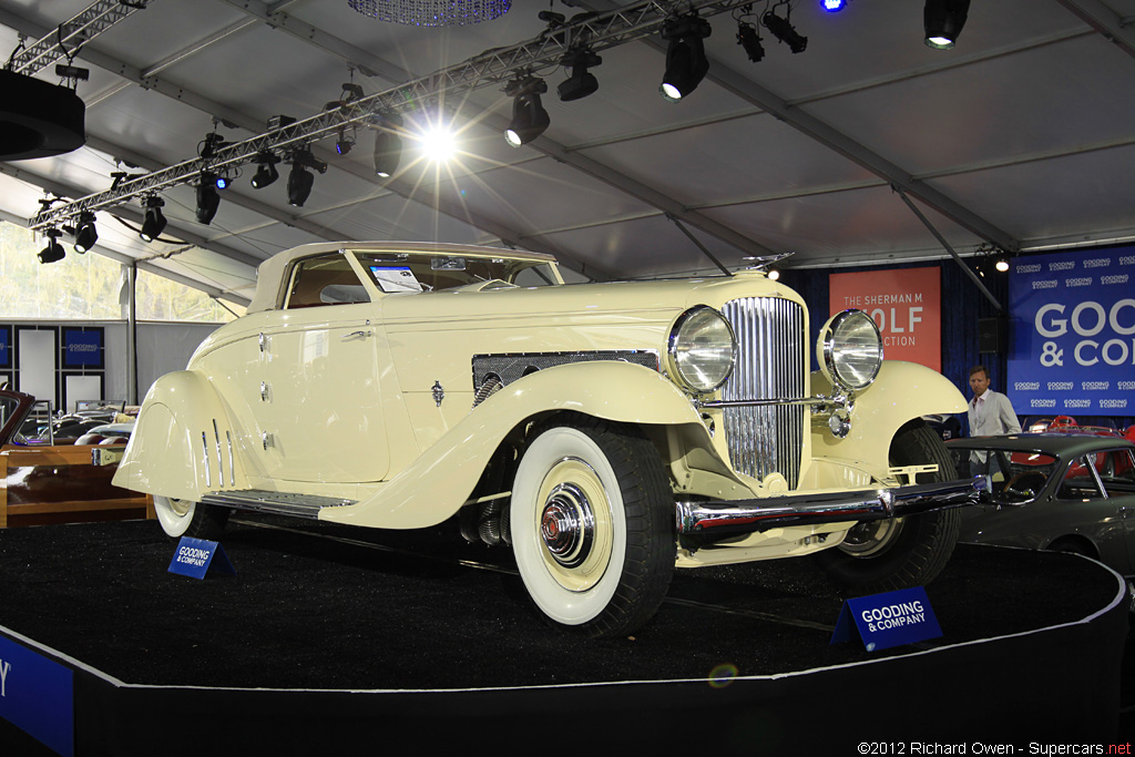2012 Pebble Beach Auctions by Gooding & Company-2