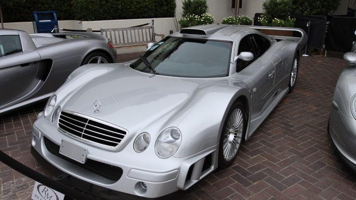 2002 Mercedes-Benz CLK GTR Super Sport