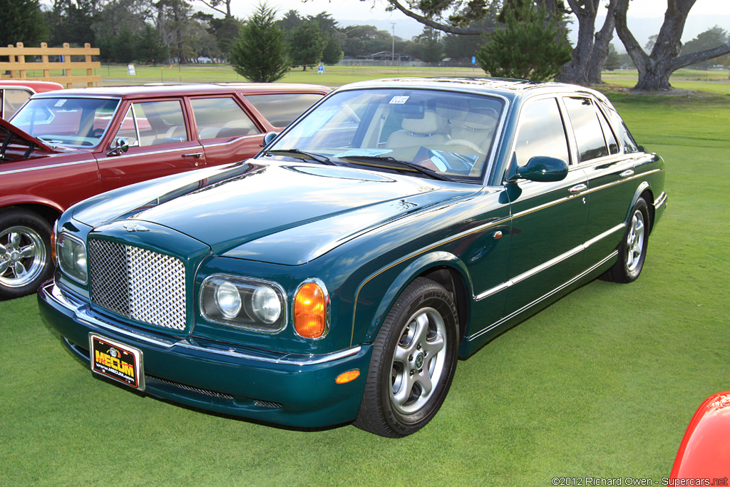 2000 Bentley Arnage Red Label Gallery