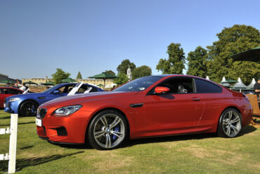 2012 BMW M6 Coupé Gallery