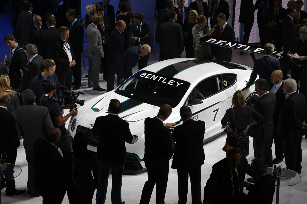 2012 Bentley Continental GT3 concept Gallery