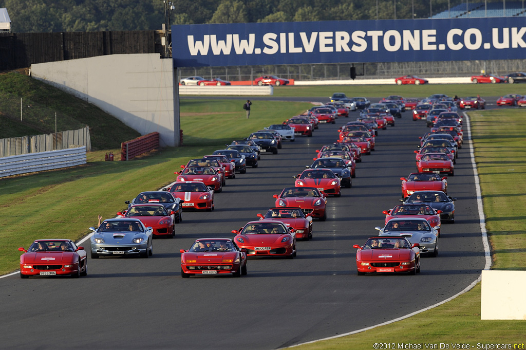 2012 Ferrari Racing Days at Silverstone | Motorsport & Racing ...