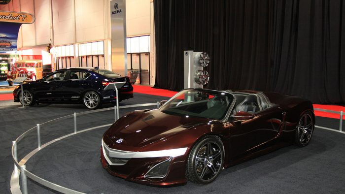 2012 Acura Super Car