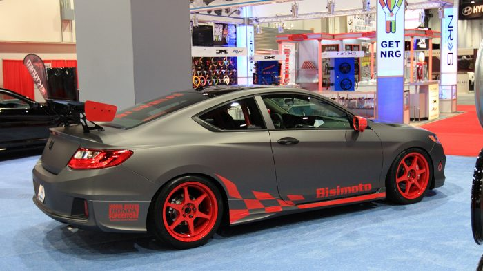 "2013 Bisimoto Engineering Accord Coupe ""Grand Touring"""