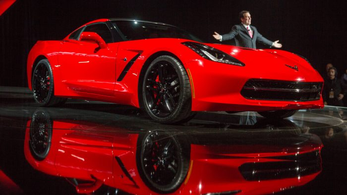 2014 Chevrolet Corvette Stingray Gallery
