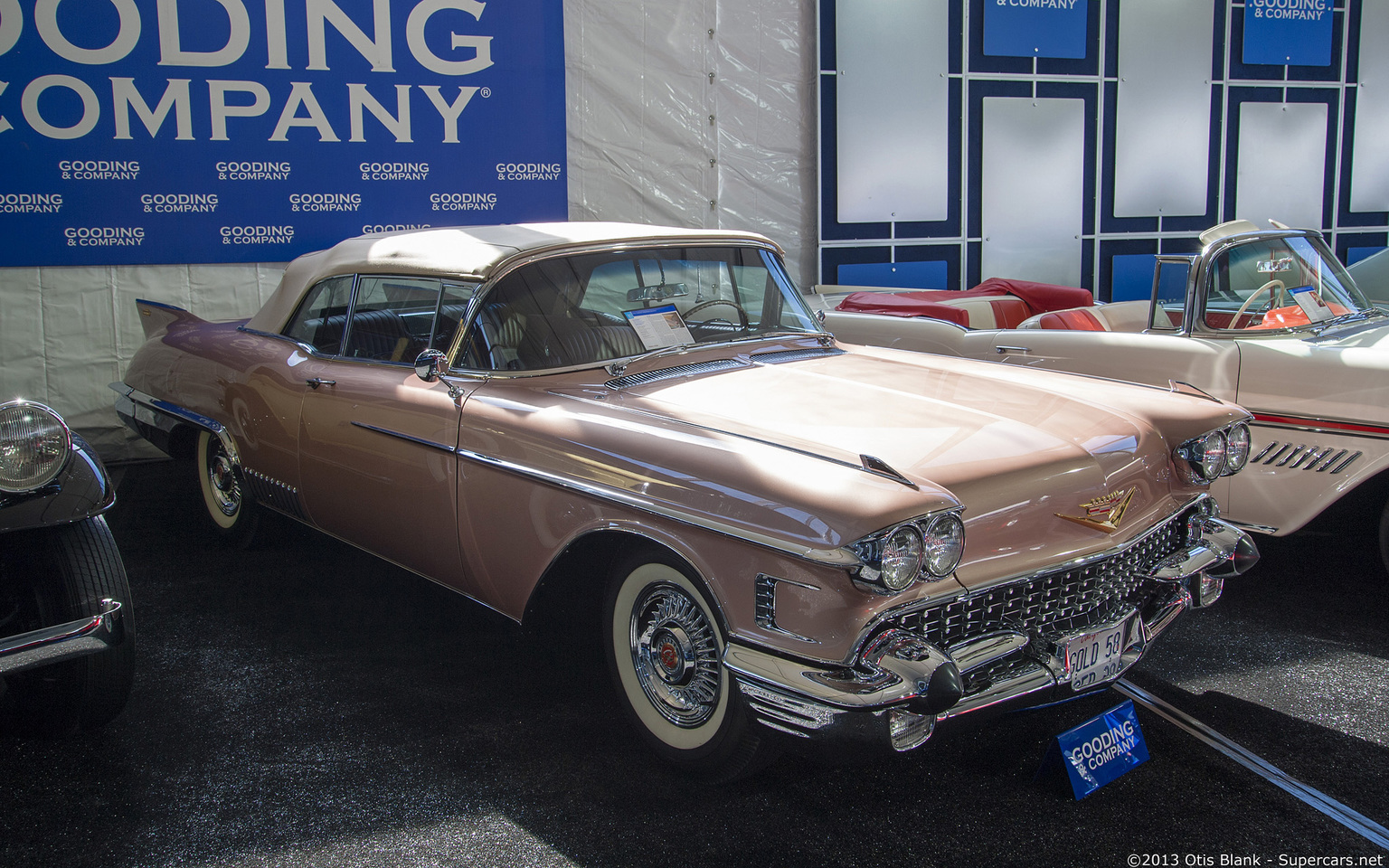 The 2013 Scottsdale Auctions by Gooding & Compan