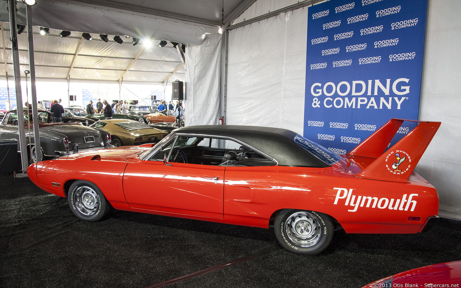 The 2013 Scottsdale Auctions by Gooding & Company
