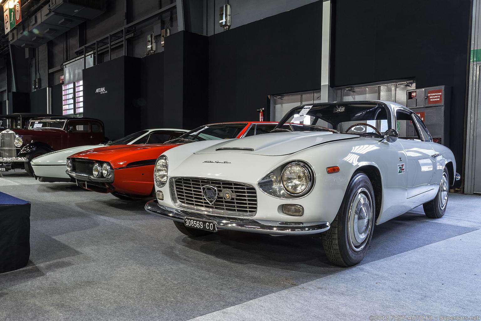 Artcurial Motorcars à 2013 Rétromobile