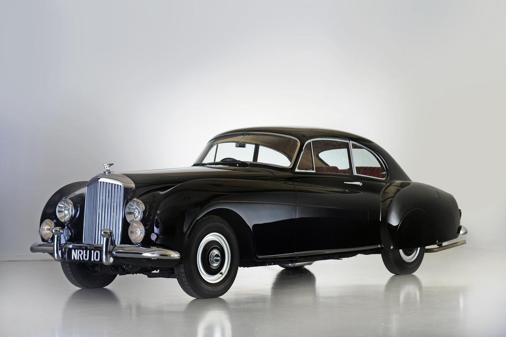 1955 Bentley R Type Continental Gallery Gallery
