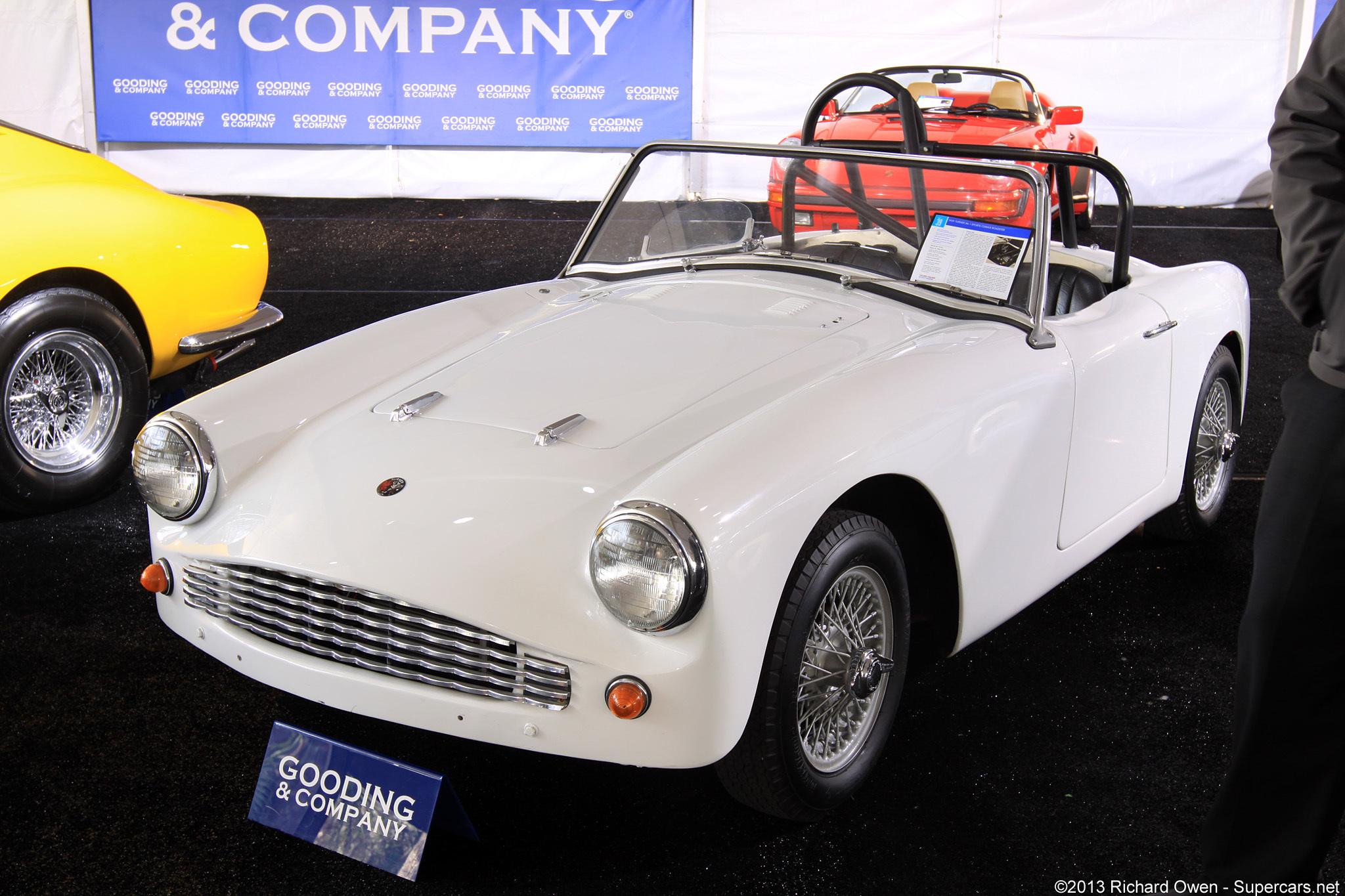 The 2013 Amelia Island Auction by Gooding & Company