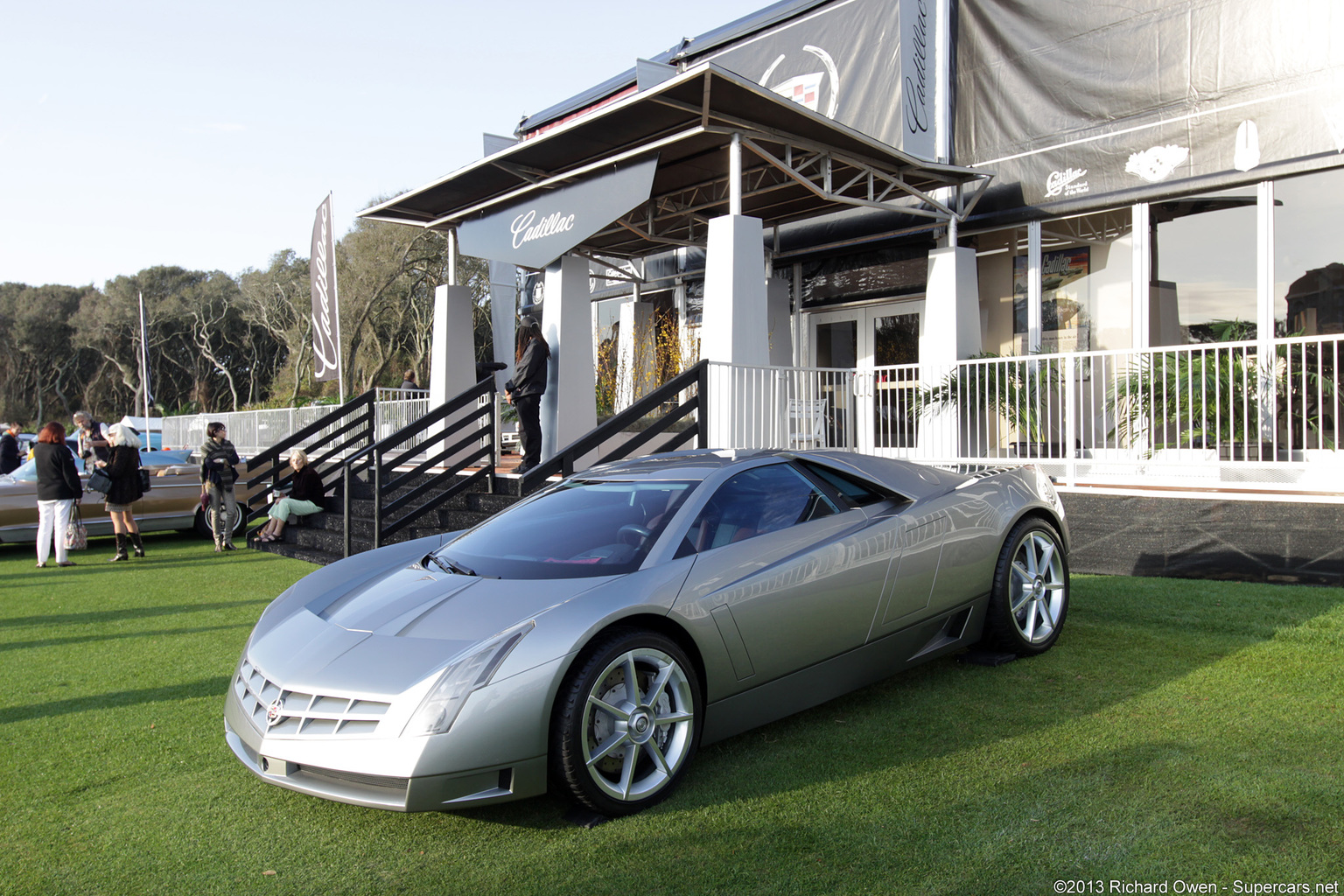 2002 Cadillac Cien Concept Gallery Cadillac Supercars Net