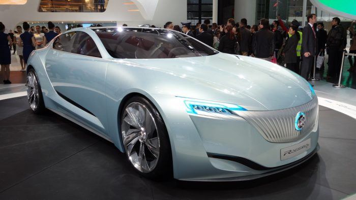 2013 Buick Riviera Gallery