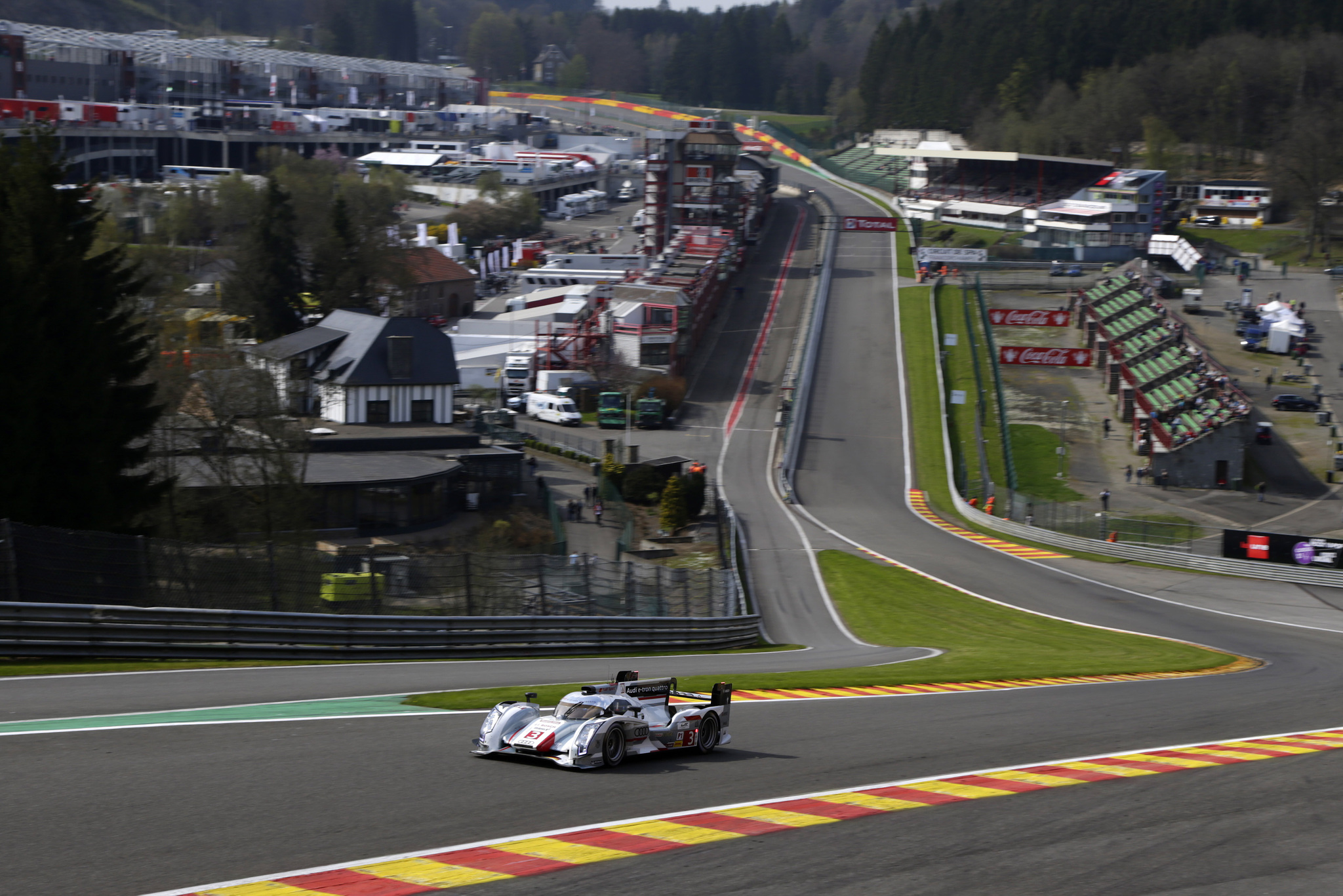 2013 WEC 6-Hours of Spa-Francorchamps