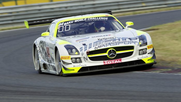 Top 10 Images from SPA 24H-1
