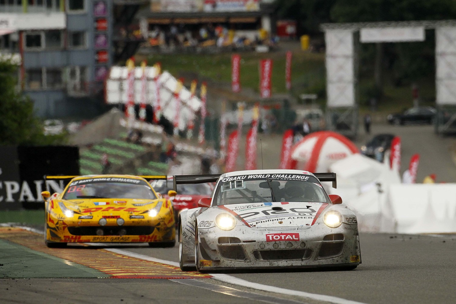 2013 Total 24 Hours of SPA