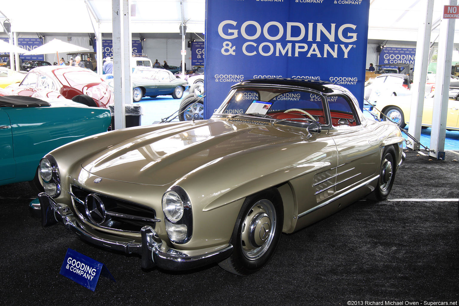 Gooding & Company's 10th Anniversary 2013 Pebble Beach Auction-1