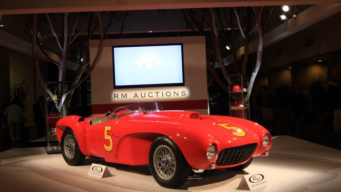 2013 Monterey Auction by RM Auctions