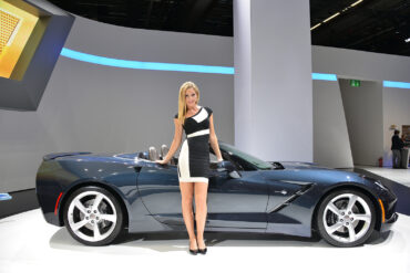 2014 Chevrolet Corvette Stingray Convertible Gallery