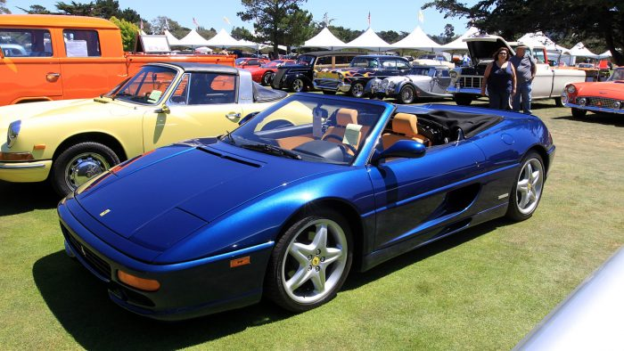 The Daytime Auction in Monterey by Mecum