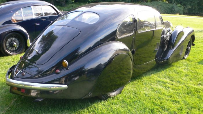 1939 Bugatti Type 64 Coupe Gallery