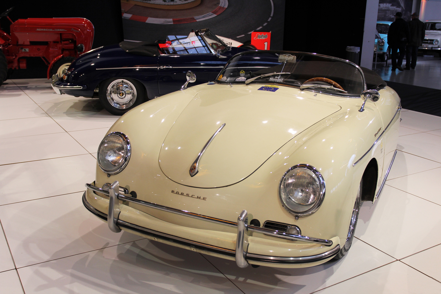Ferdinand Porsche, the Heritage, Electric to Electric-1