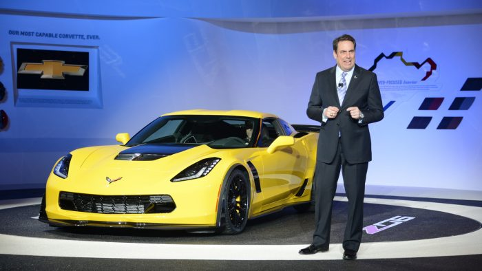 2015 Chevrolet Corvette Z06 Gallery