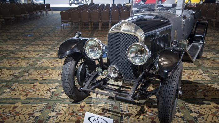 1929 Bentley 4½ Litre Gallery